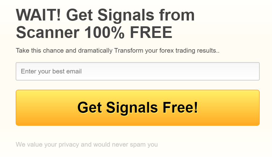 Complete Forex Signals Pricing