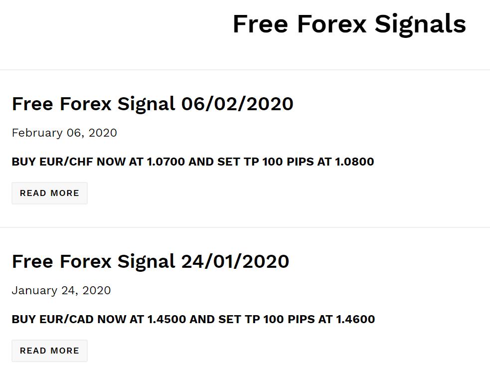 ForexSignalsandInvest