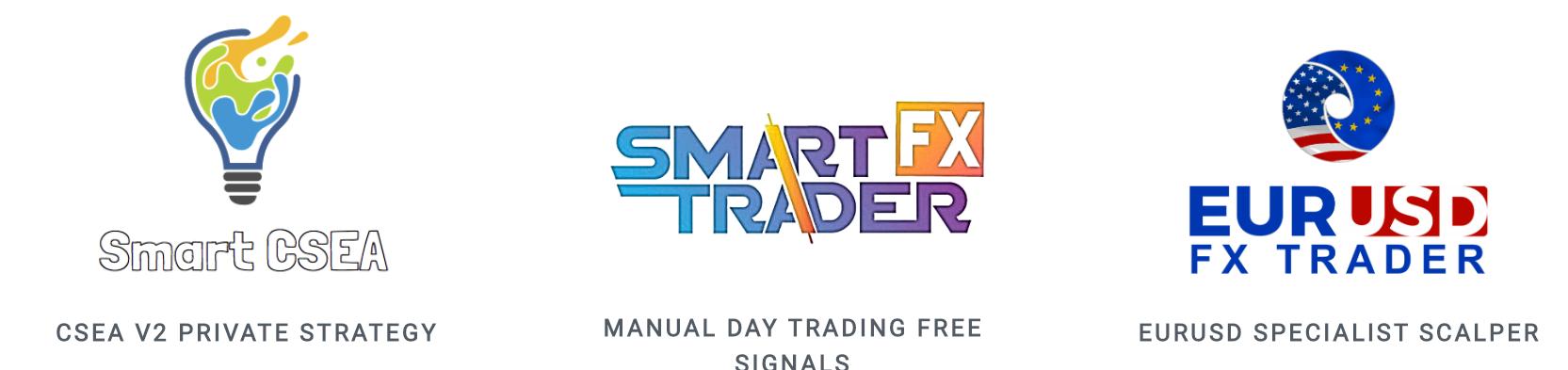 Smart FX Trader strategies