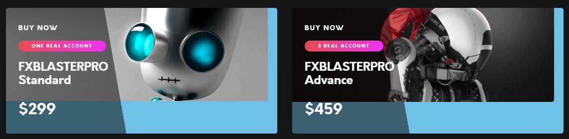 FXBlasterPro Pricing