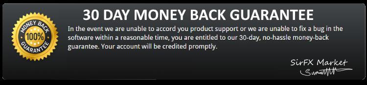 SirFX money back
