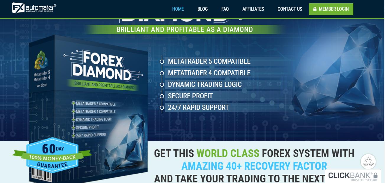 Forex Diamond presentation