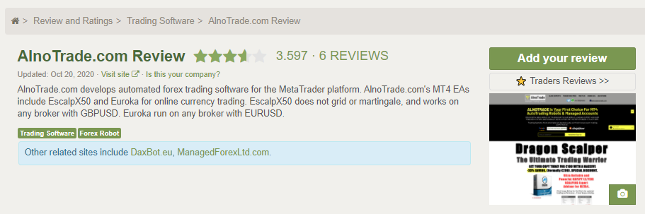 Dragon EA customer reviews
