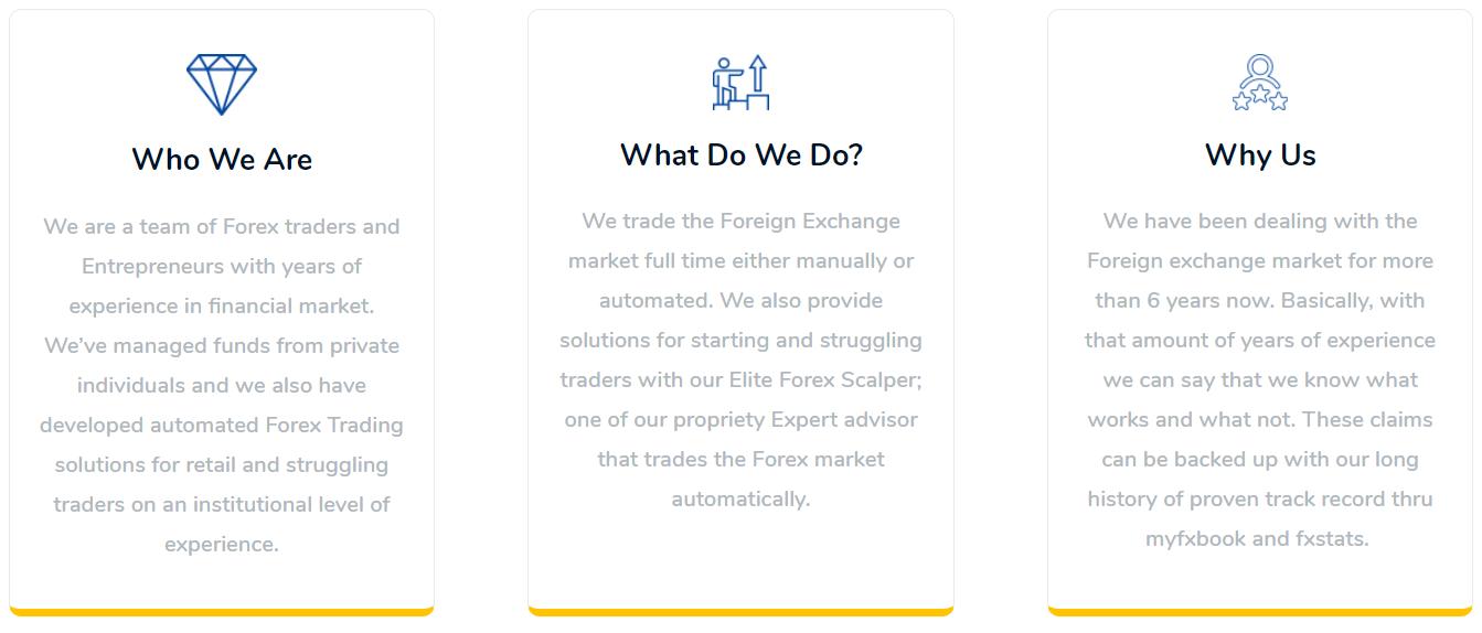 Elite Forex Scalper presentation
