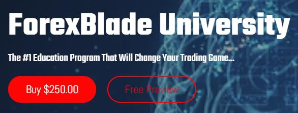 Forex Blade LLC Pricing