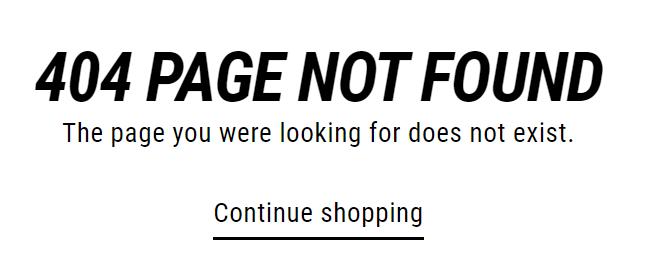 Forex Blade LLC 404 page