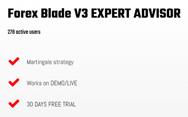 Forex Blade LLC presentation