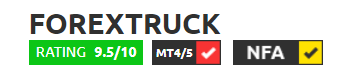 Forex Truck rating