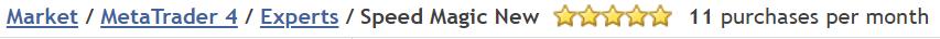 Speed Magic New Customer Reviews