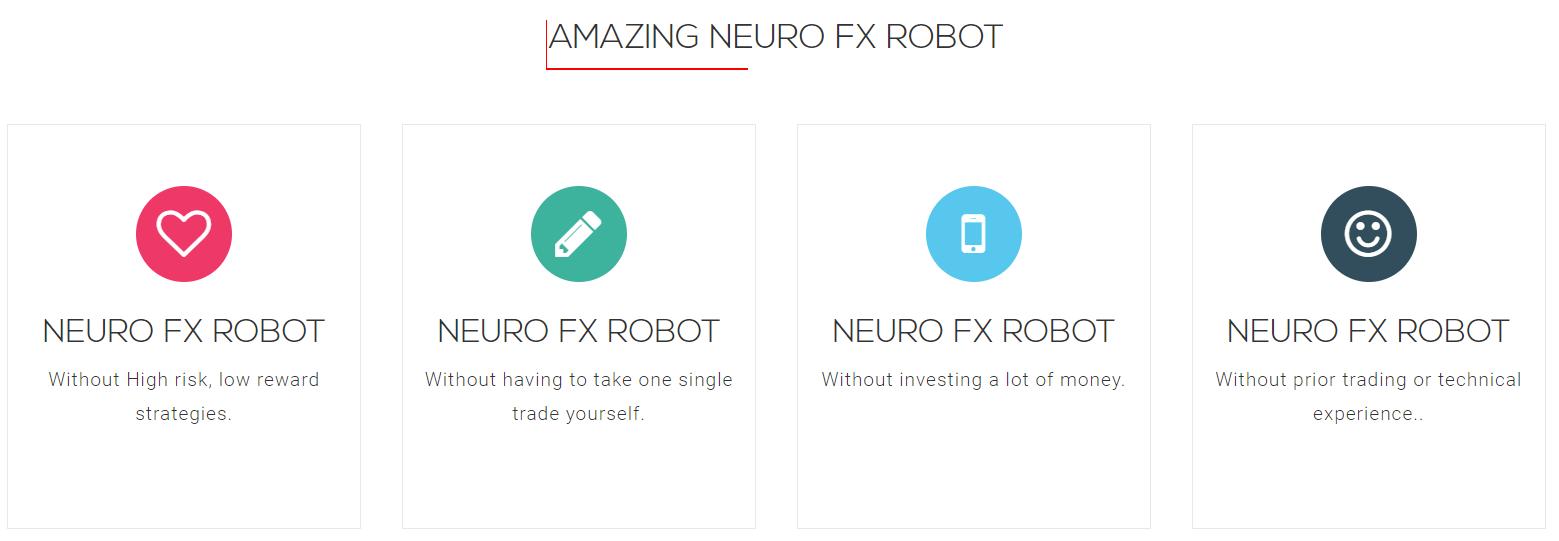Neuro FX Robot Features
