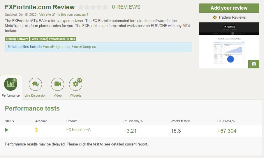 FX Fortnite EA Customer Reviews