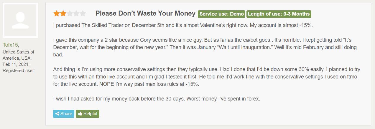 Easy Money X-Ray Robot Customer Reviews