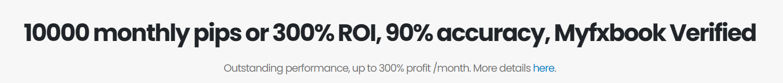 Profit Forex Signals - pips