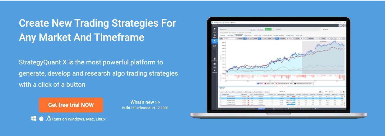 StrategyQuant X presentation