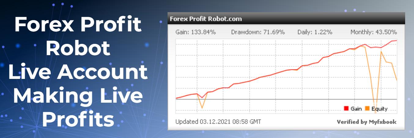 Forex Profit Robot presentation