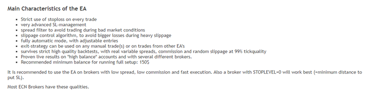 Advanced Scalper Trading Strategy