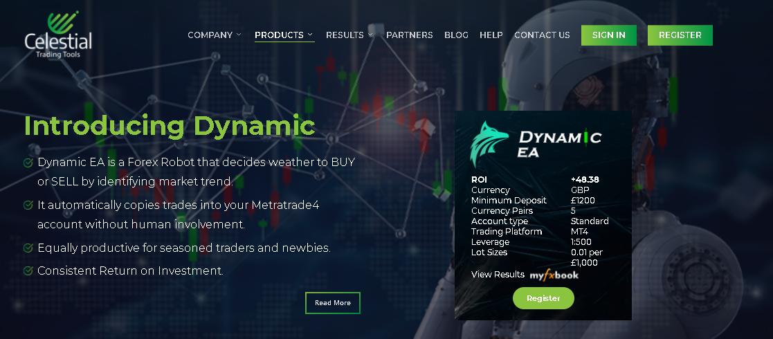 Dynamic EA presentation