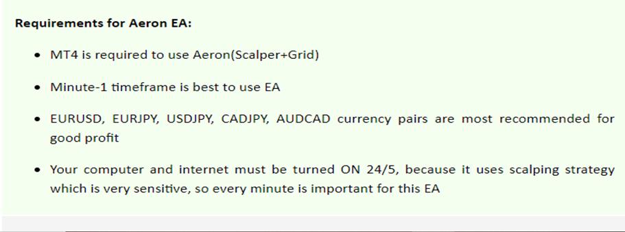 Aeron (Scalper+Grid). How it works