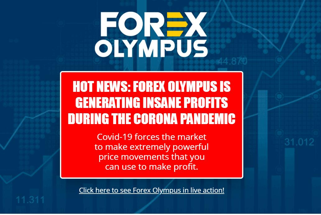 Forex Olympus - presentation