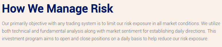 Risk management by Avia.