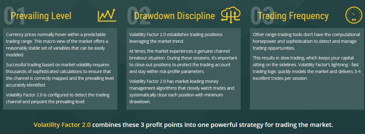 The strategy of Volatility Factor 2.0.