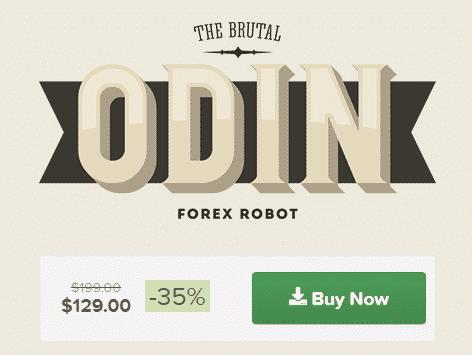 Price of Odin Forex.